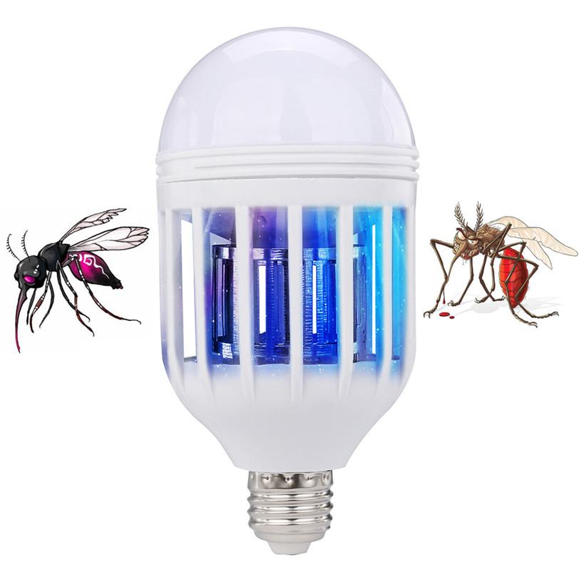Светильник-убийца от комаров