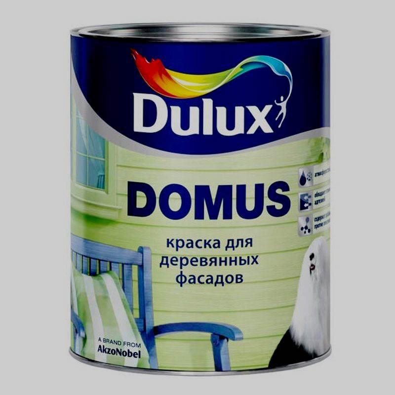 DULUX Краска алкидная Domus полуглянцевая