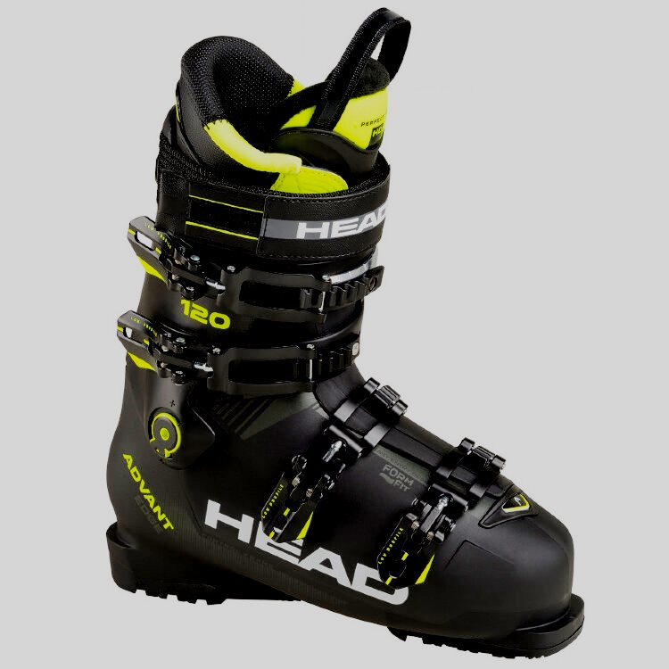 Head Advant Edge 120, black – yellow