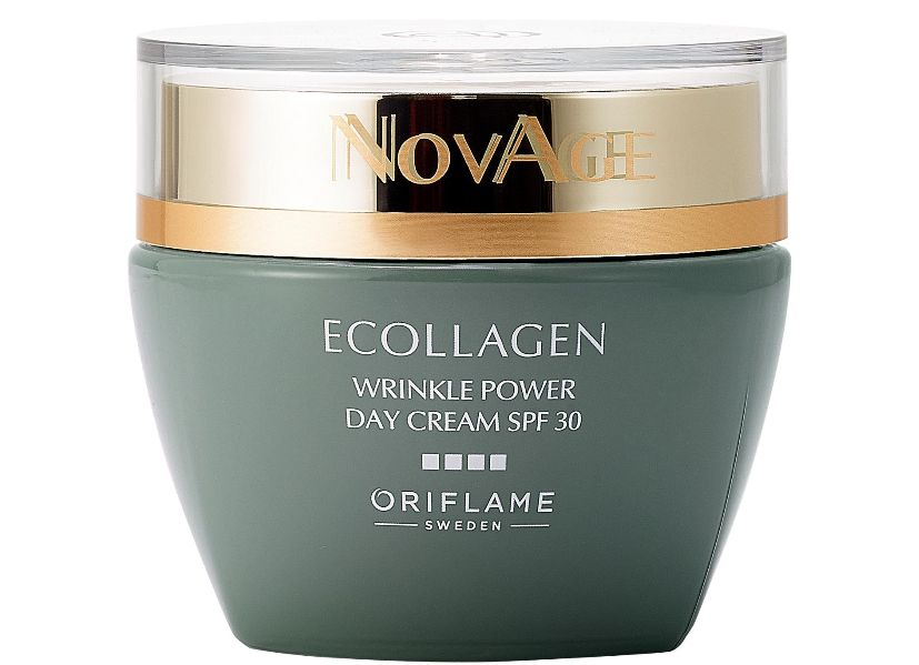 NovAge Ecollagen Wrinkle Power by Oriflame