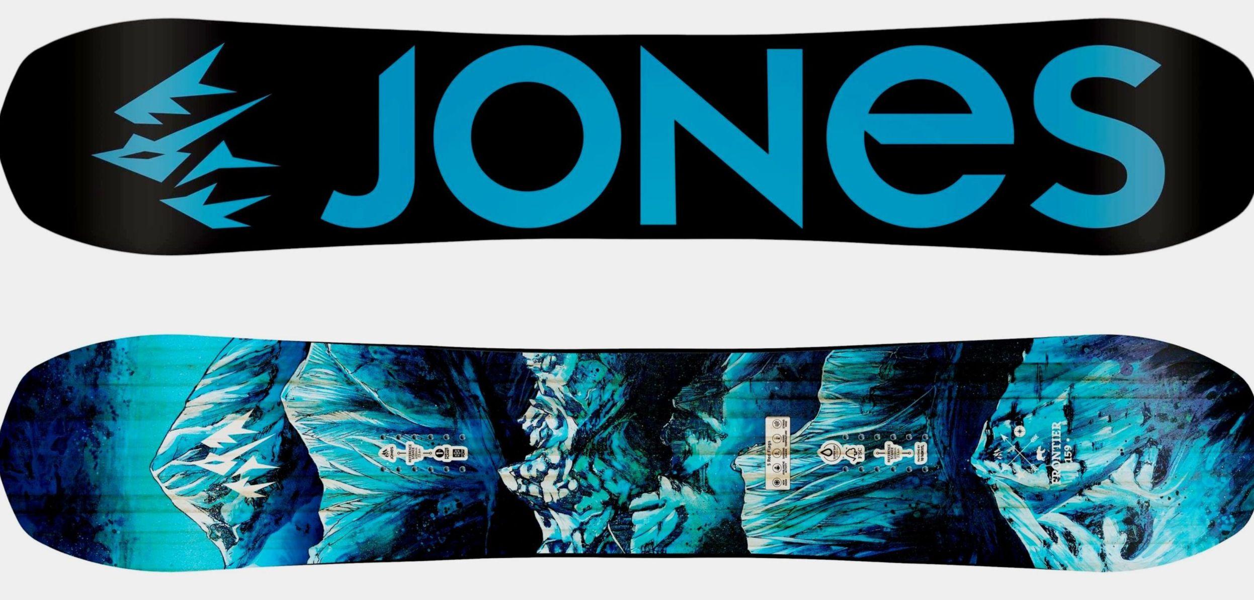 Jones Frontier