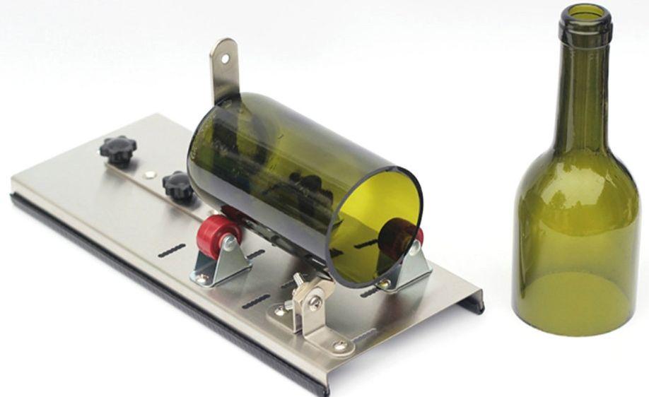 Профессиональный инструмент для резки стеклянных бутылок