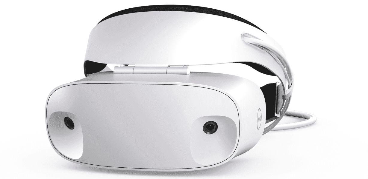 DELL Visor Windows Mixed Reality Headset