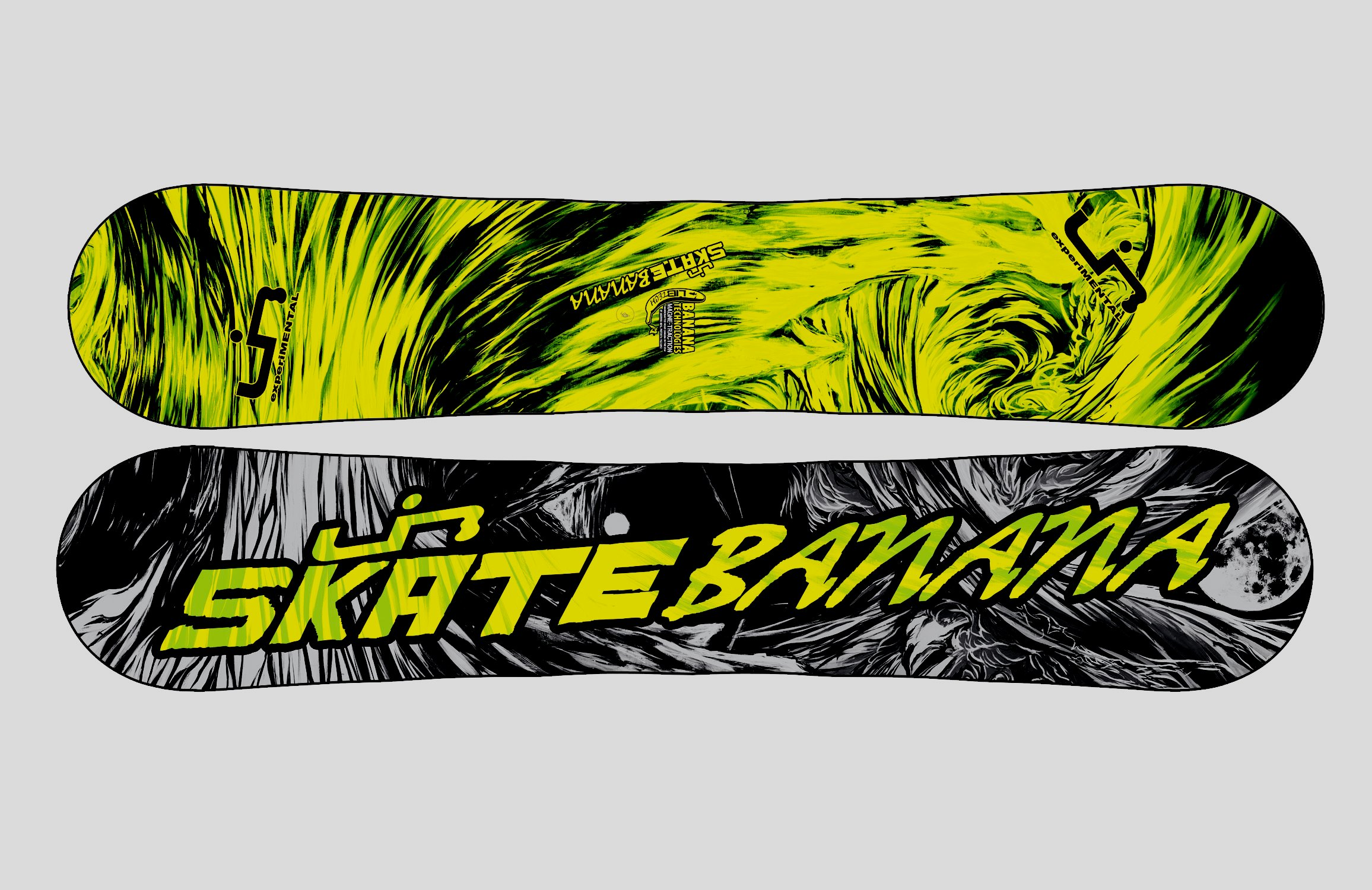 Lib Tech Skate Banana BTX