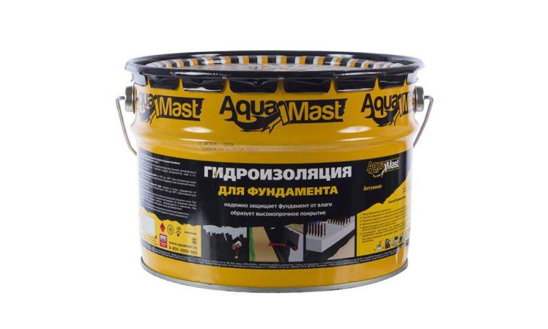 Мастика Битум-резиновая aquamast