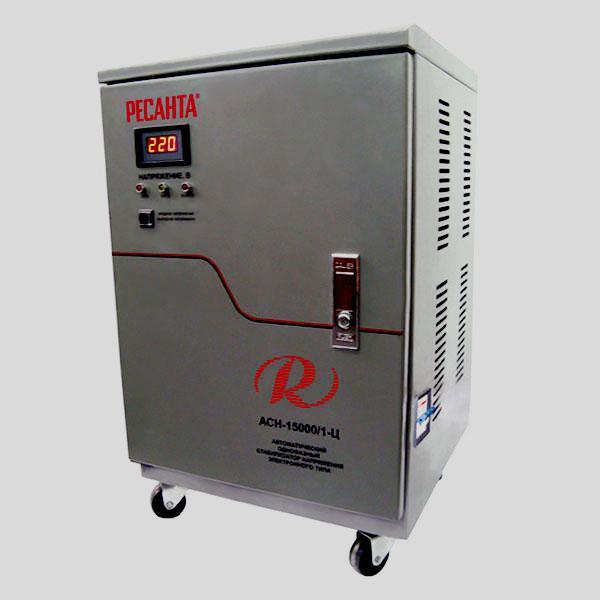 РЕСАНТА ACH-15000/1-Ц (15 кВт)
