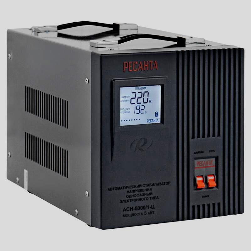 РЕСАНТА ACH-5000/1-Ц (5 кВт)