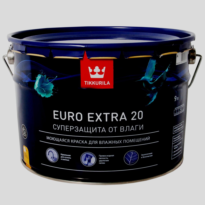 Tikkurila Euro Extra-20