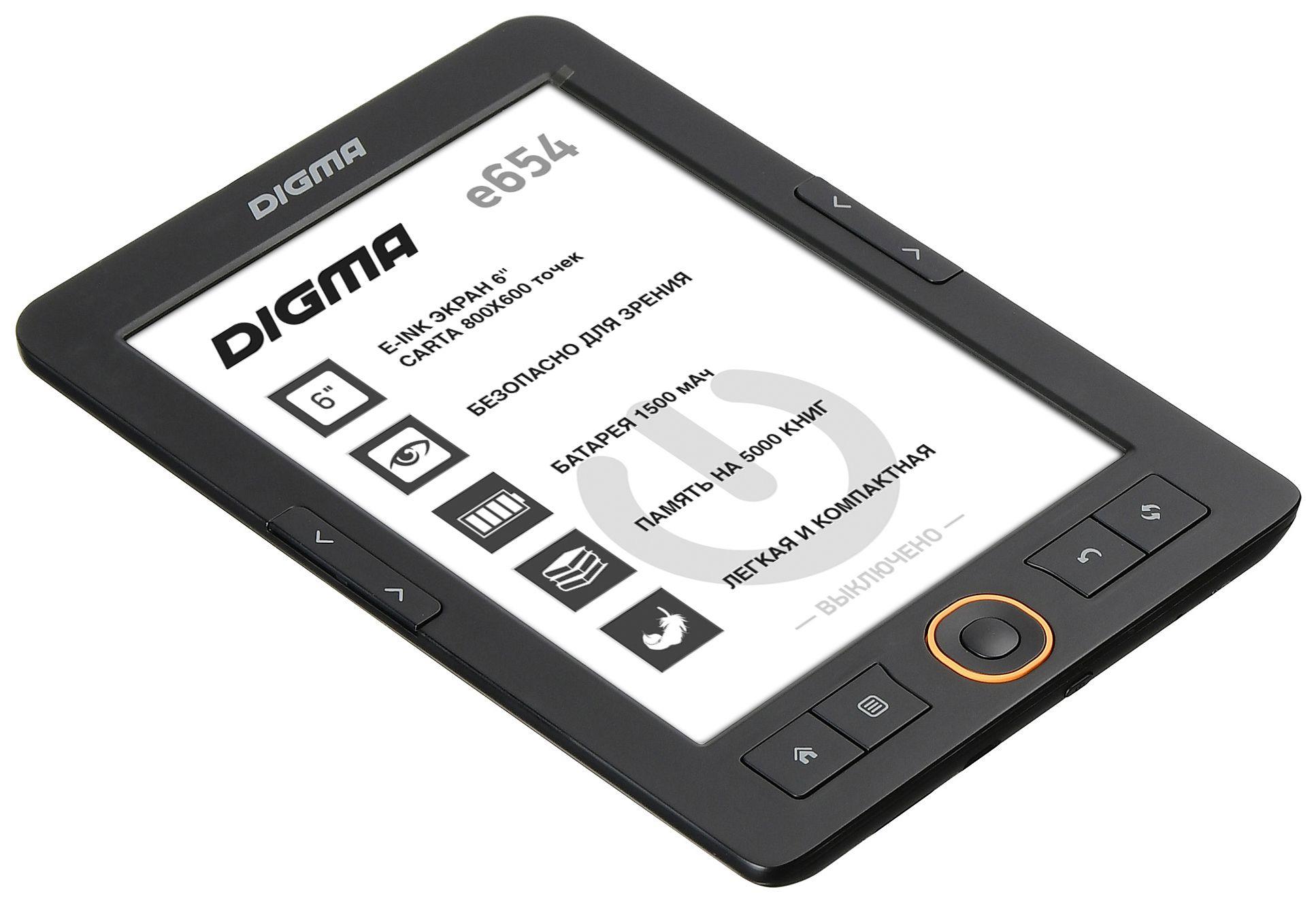 DIGMA E654 4 ГБ