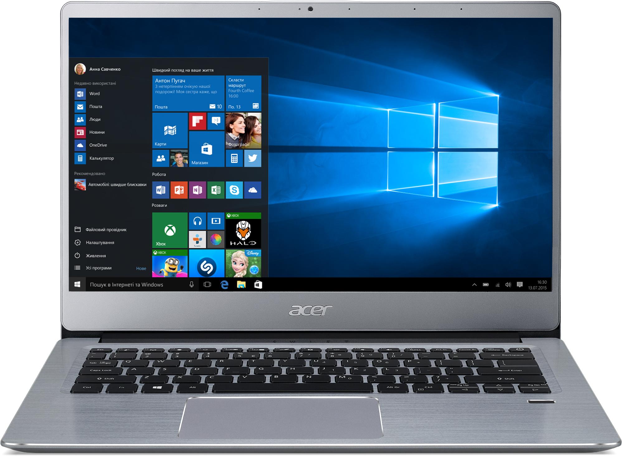 Acer SWIFT 3 SF314-58G