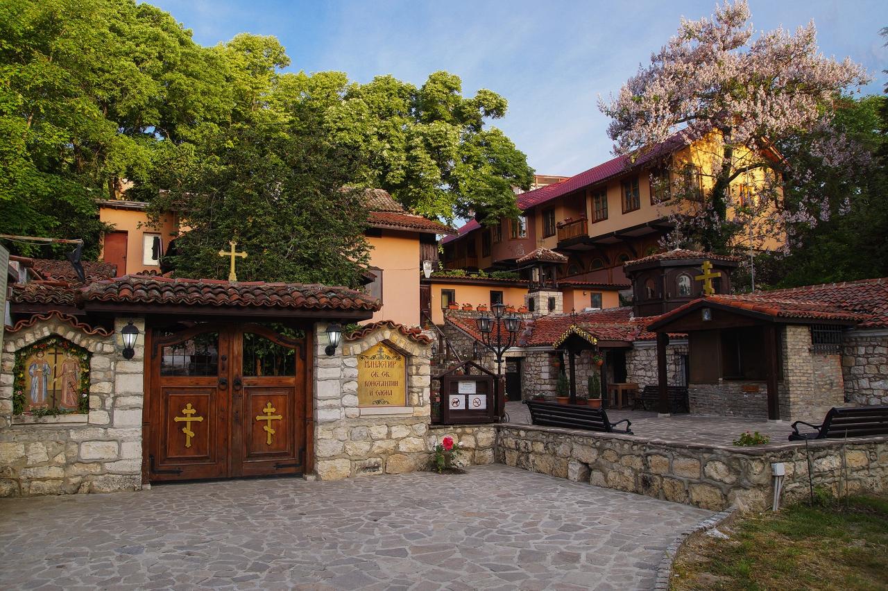 Св. Константин и Елена, Болгария