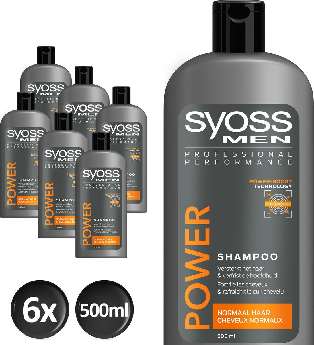 Syoss Power and Strength