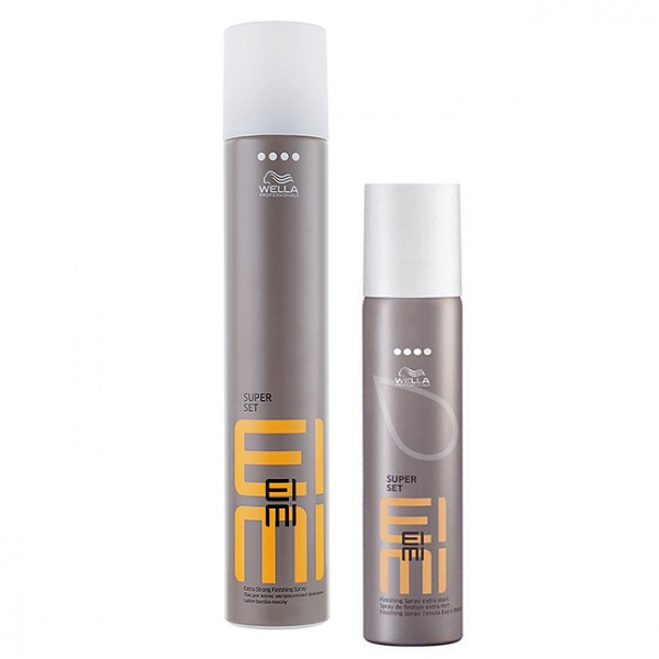 Wella Professionals Eimi Super set