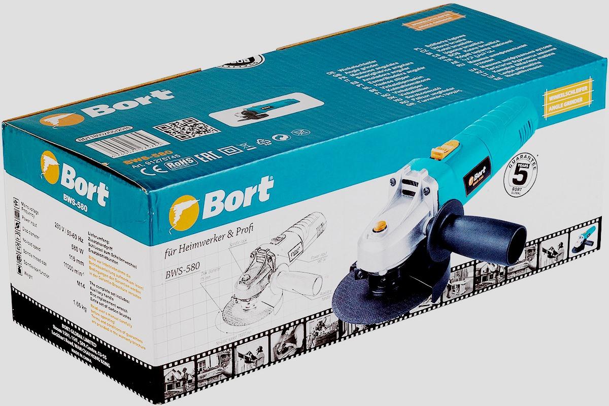 Bort BWS-580