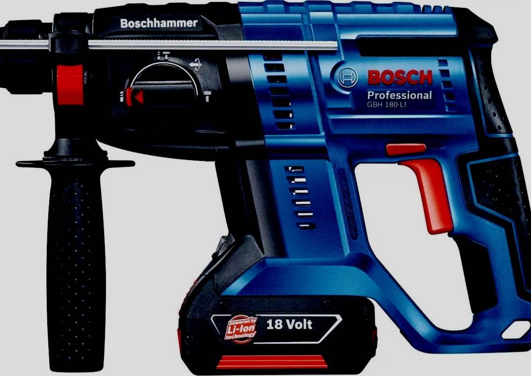 Bosch GBH 180 – Li