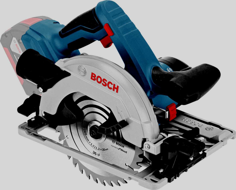 Bosch GKS 18 V – 57 G 5.0 Ah x2 Box