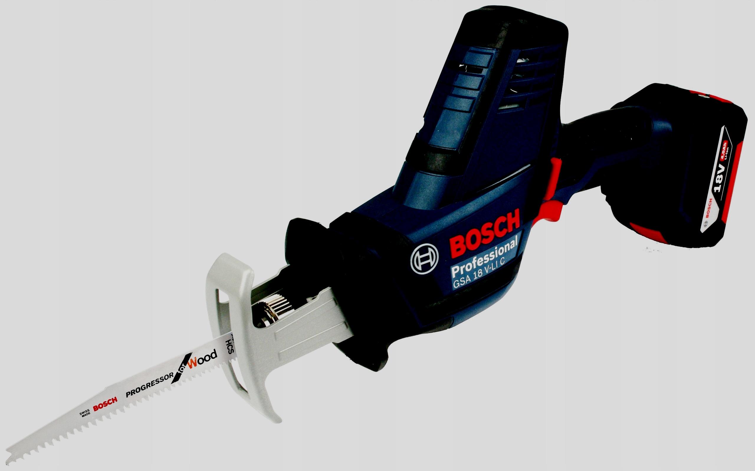 Bosch GSA 18 V – 32 5.0Aч x2 L – Boxx