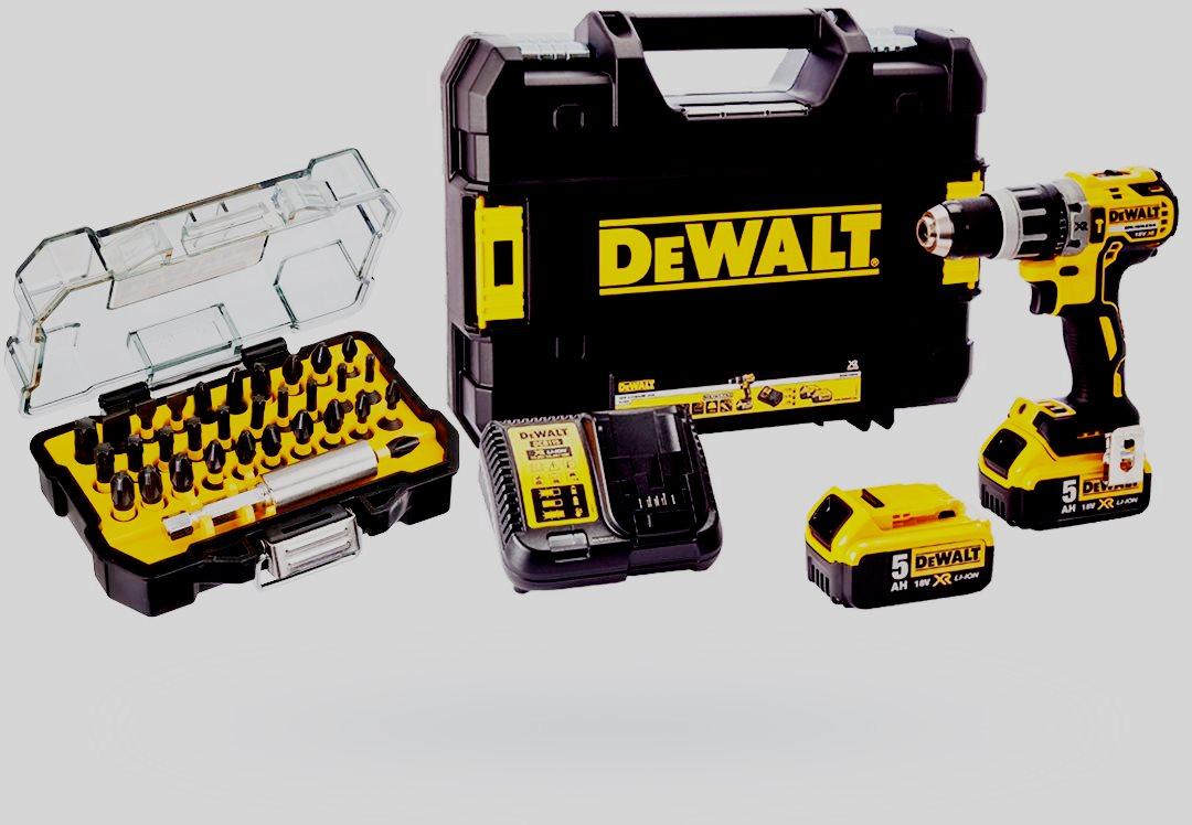 DeWALT DCD796P2