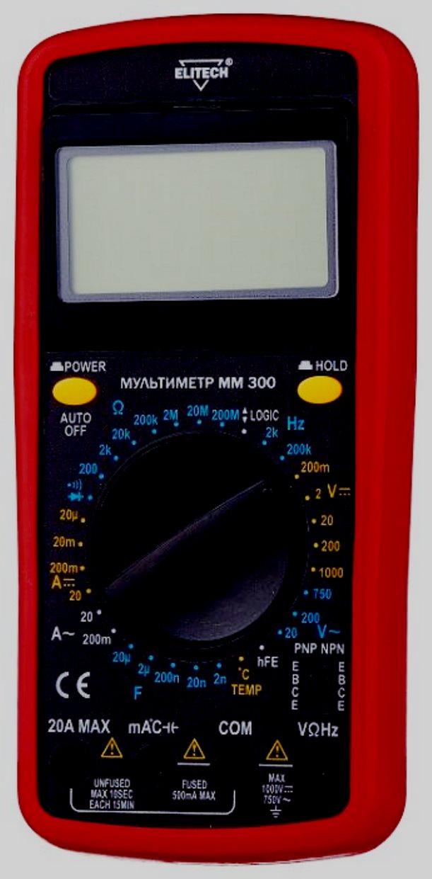 ELITECH ММ 300