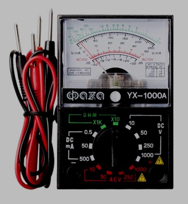 Фаза YX-1000А