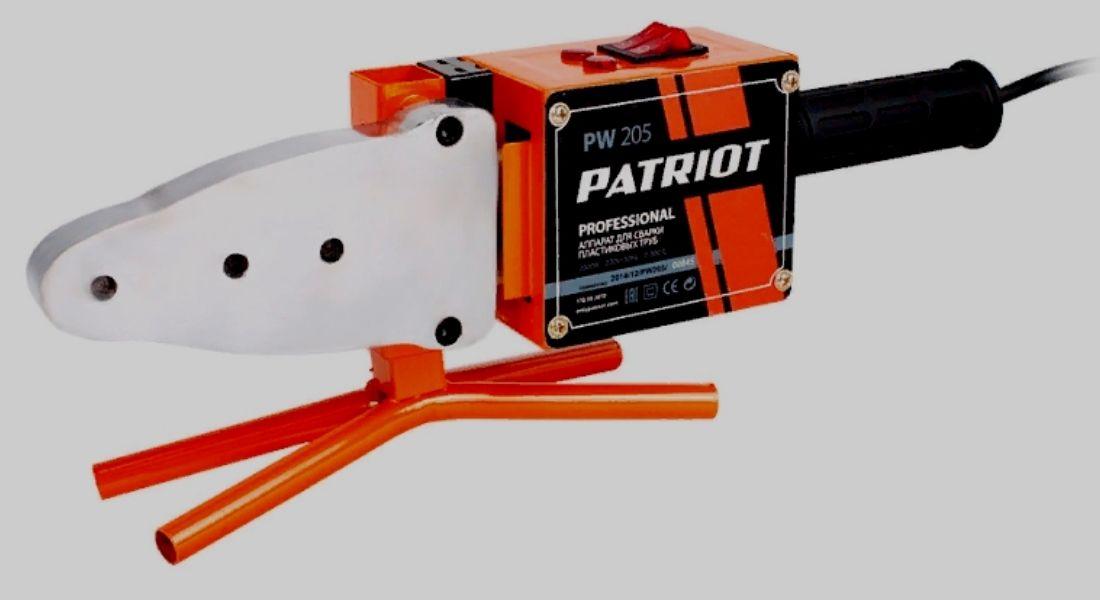 PATRIOT PW 205