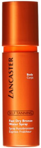 Lancaster Self Tanning Body Fast Dry Bronze Water Spray