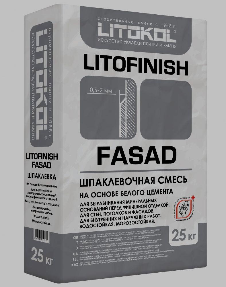 Litokol Litofinish Fasad