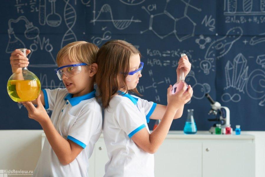 Образовательный лагерь «Нескучная наука»