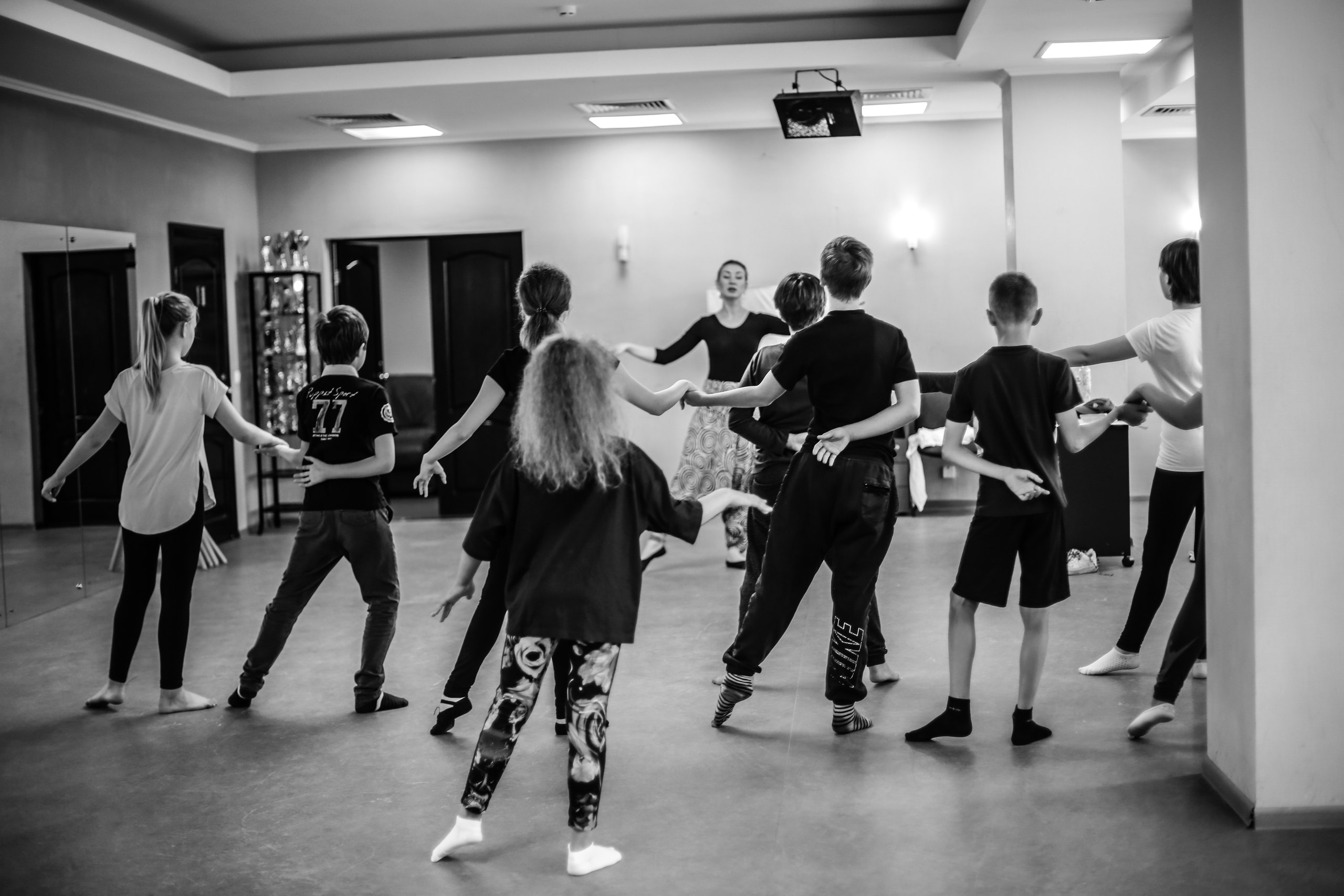 Творческий танцевальный лагерь «Поляна Dance Camp»