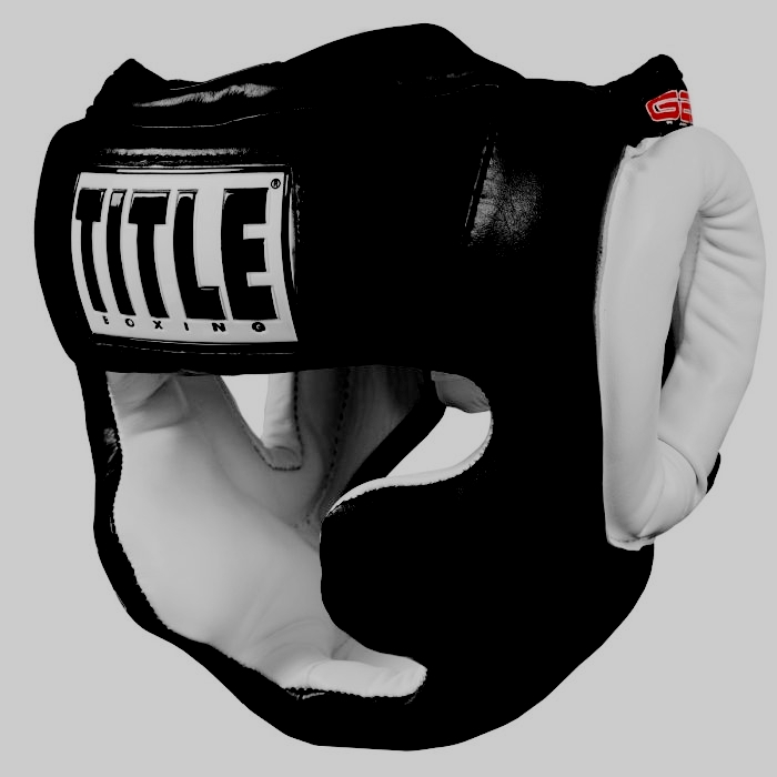 Title Gel World Full – Face Training Headgear