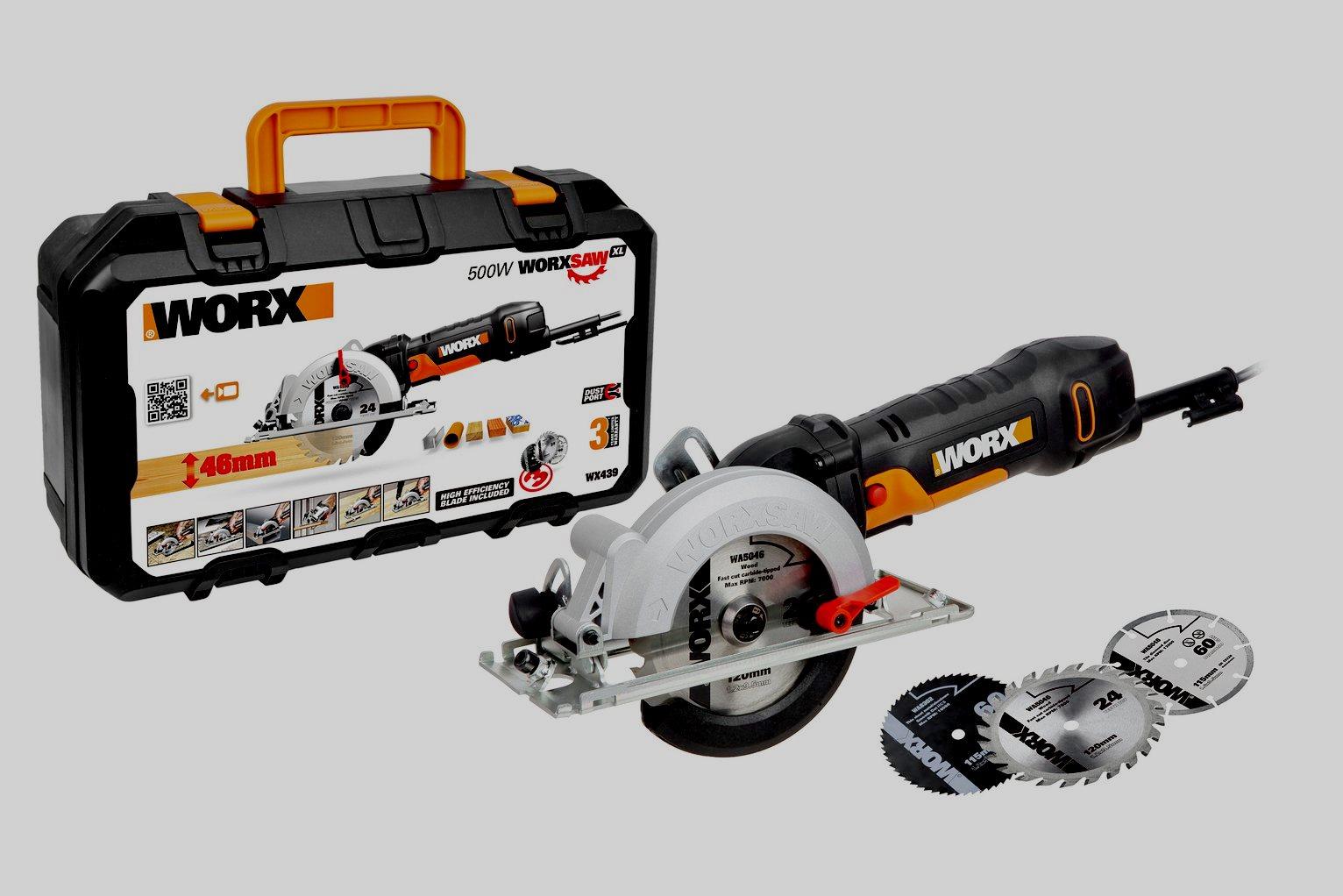 Worx WX 439