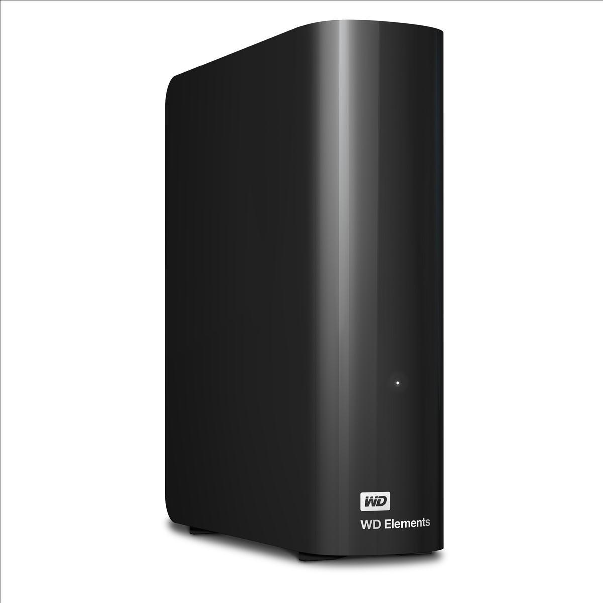 Western Digital WD Elements Desktop 4 ТБ