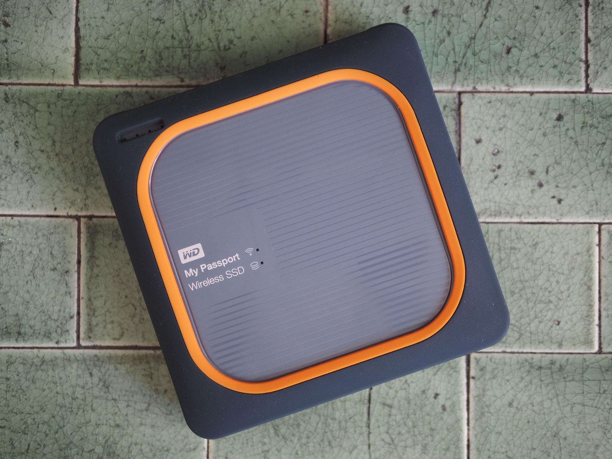 Western Digital My Passport Wireless SSD 1 ТБ