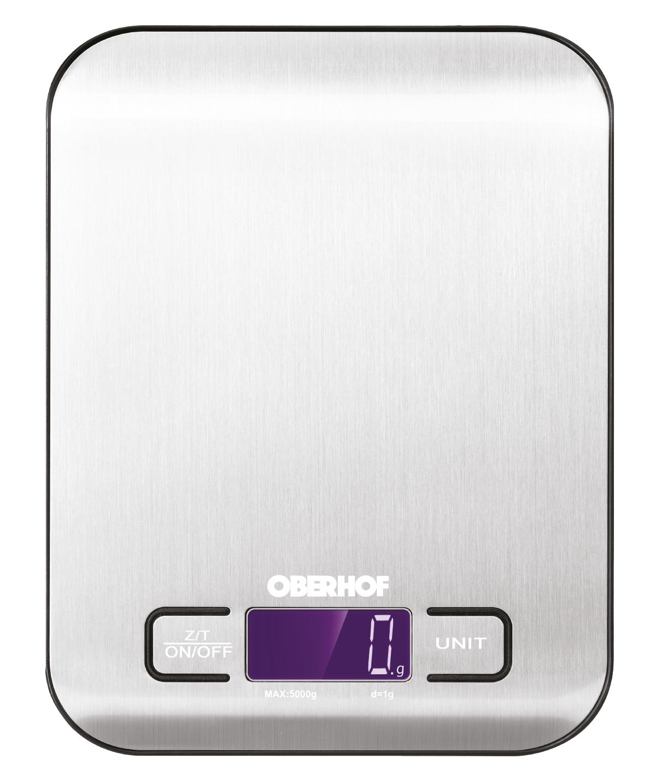 Кухонные весы Oberhof Bruona H-17