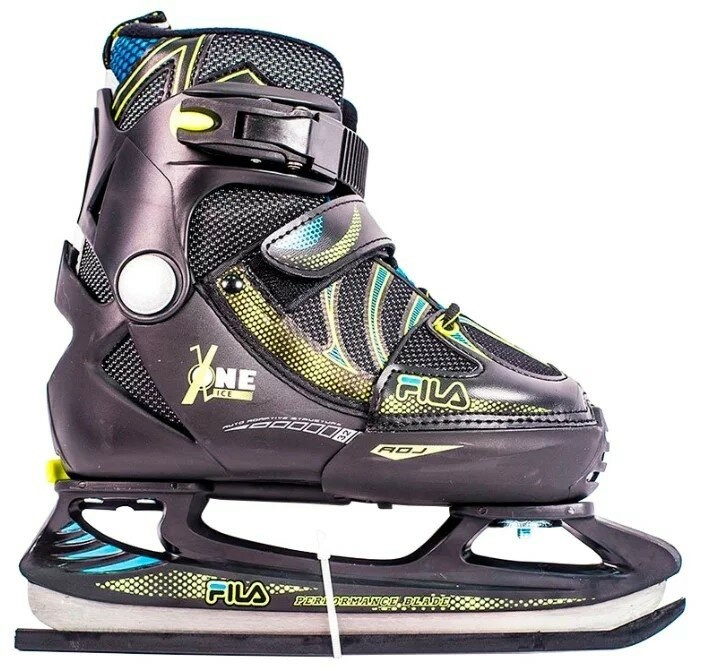 Fila Skates X-One Ice (2017)