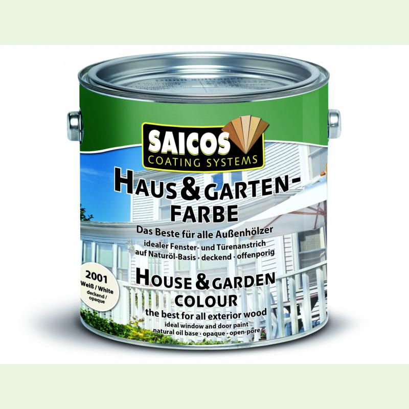 Saicos, Haus&Garten-Farbe