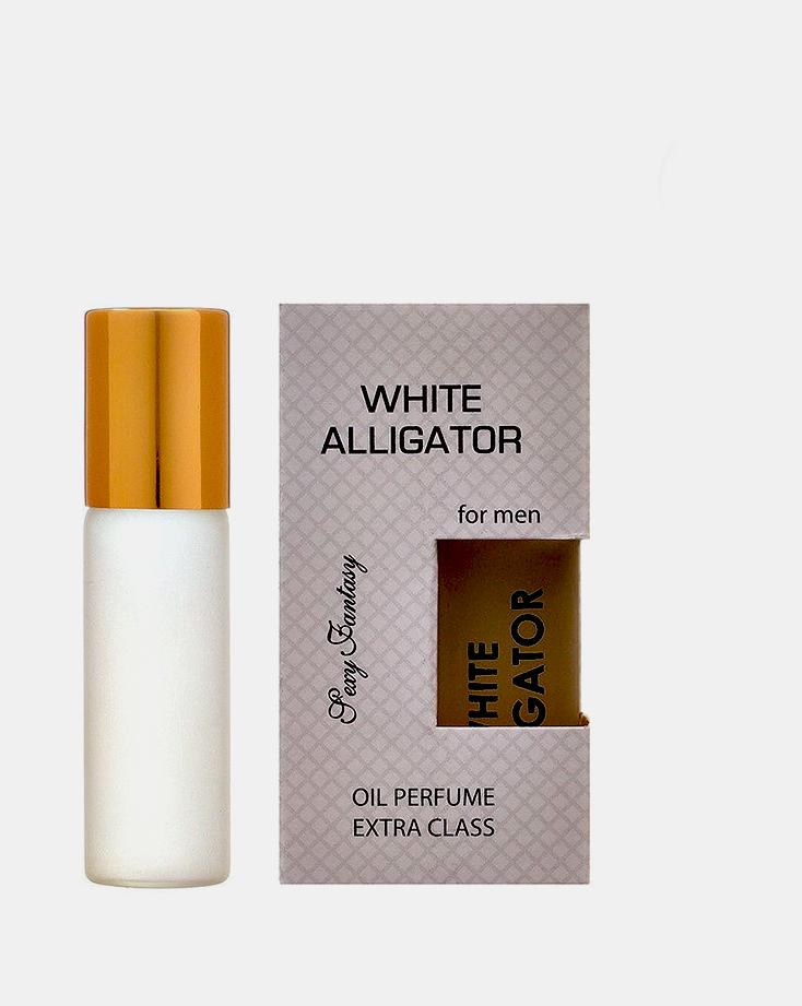MaxFantazy White Alligator 7 на масляной основе