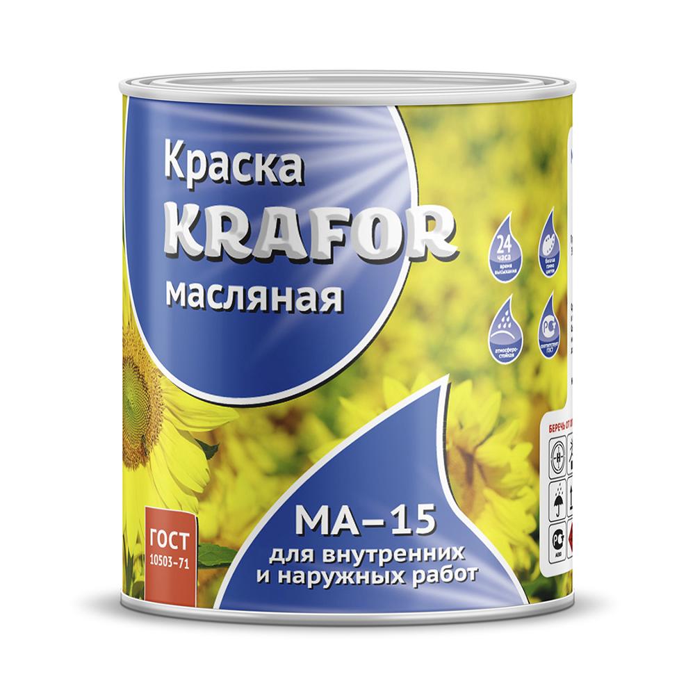 Krafor МА–15 глянцевая