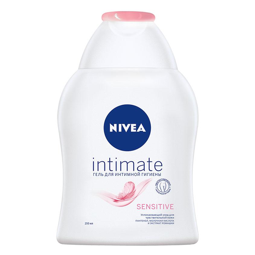 Nivea «Гель для интимной гигиены Sensitive»