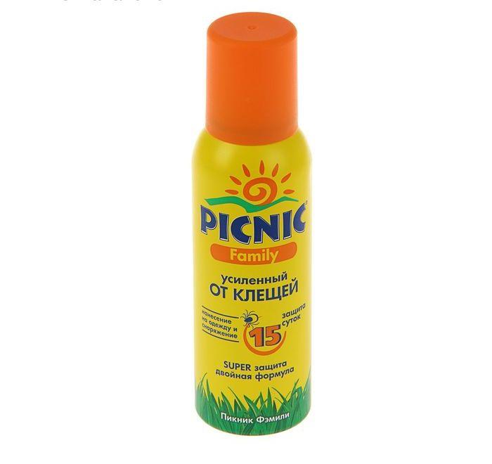 Аэрозоль Picnic Family