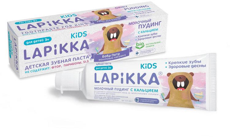Lapikka «Молочный пудинг»