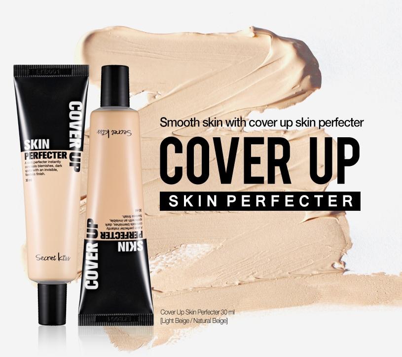 Secret Key Skin Perfecter Cover Up