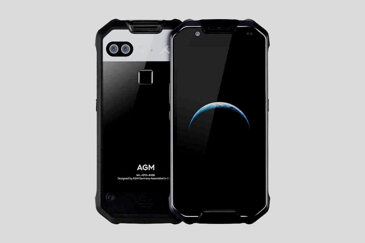 AGM X2 128GB