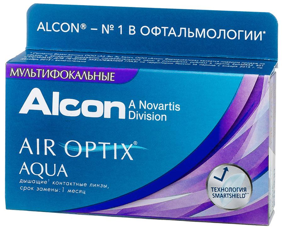Air Optix (Alcon) For Astigmatism