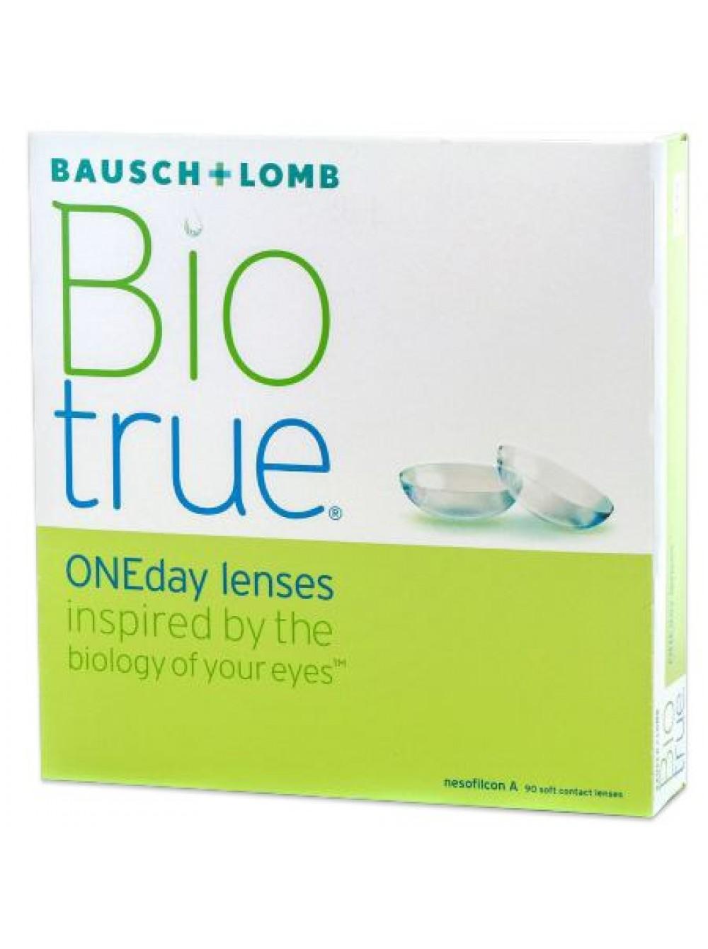 Bausch & Lomb Biotrue ONEday
