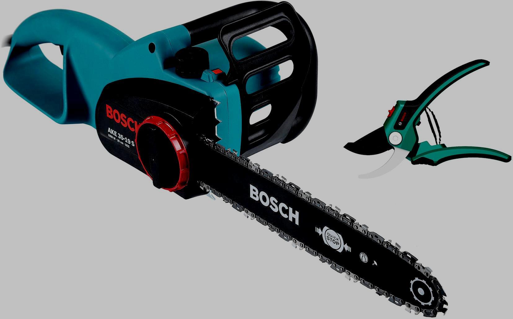 Bosch AKE 35 – 19 S
