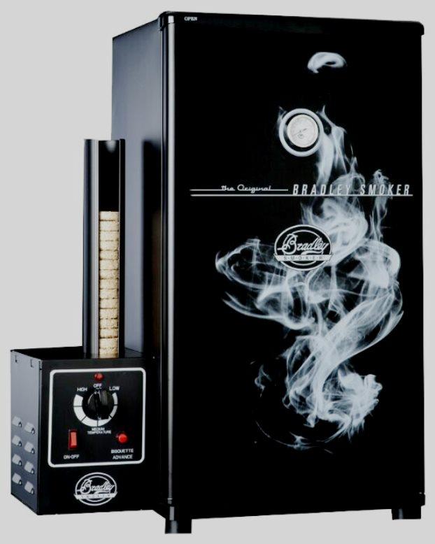 Bradley Smoker Original BS-611-EU / BS-611-EUB