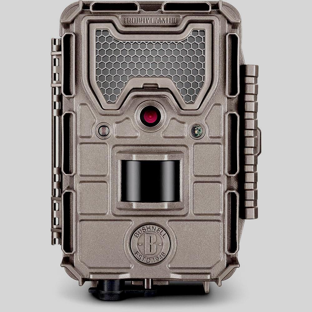 Bushnell Trophy Cam HD Aggressor 20 MP No – Glow