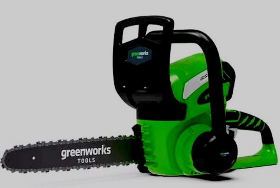 Greenworks G 40 CS 30 2.0 Ah х 1