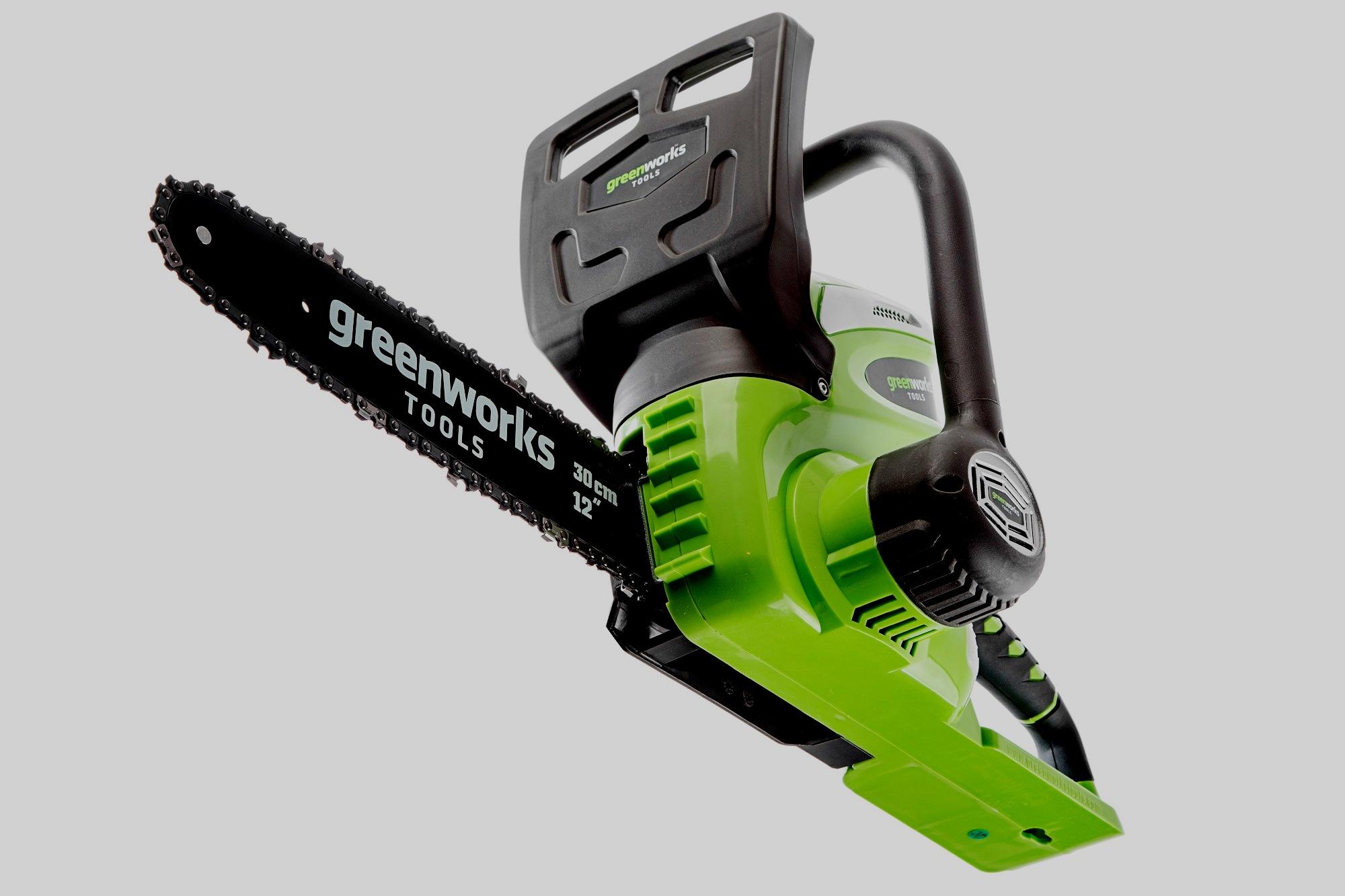 Greenworks G 40 CS 30 K 2 20117 UA